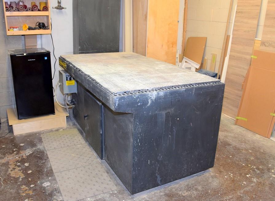 Machinerymax Com Lot 002 Diversi Tech 3x6dd Downdraft