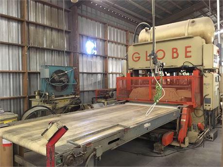 Machinerymax Com Globe 18ma Veneer Membrane Press