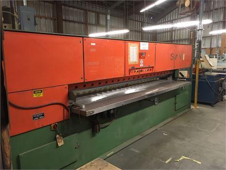 Machinerymax Com Savi Hfk 320 Guillotine