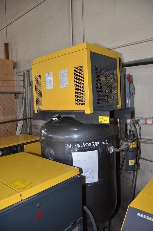 MachineryMax Com Kaeser KRD 100 Air Dryer Tank