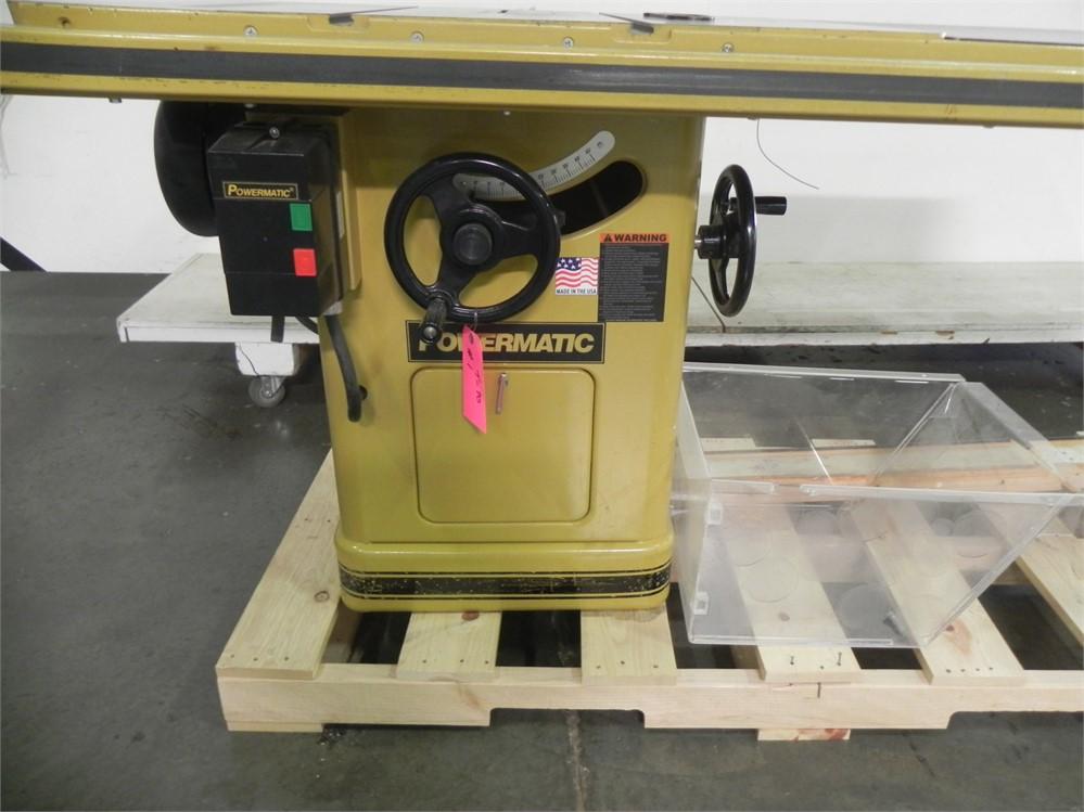 MachineryMax Com - POWERMATIC