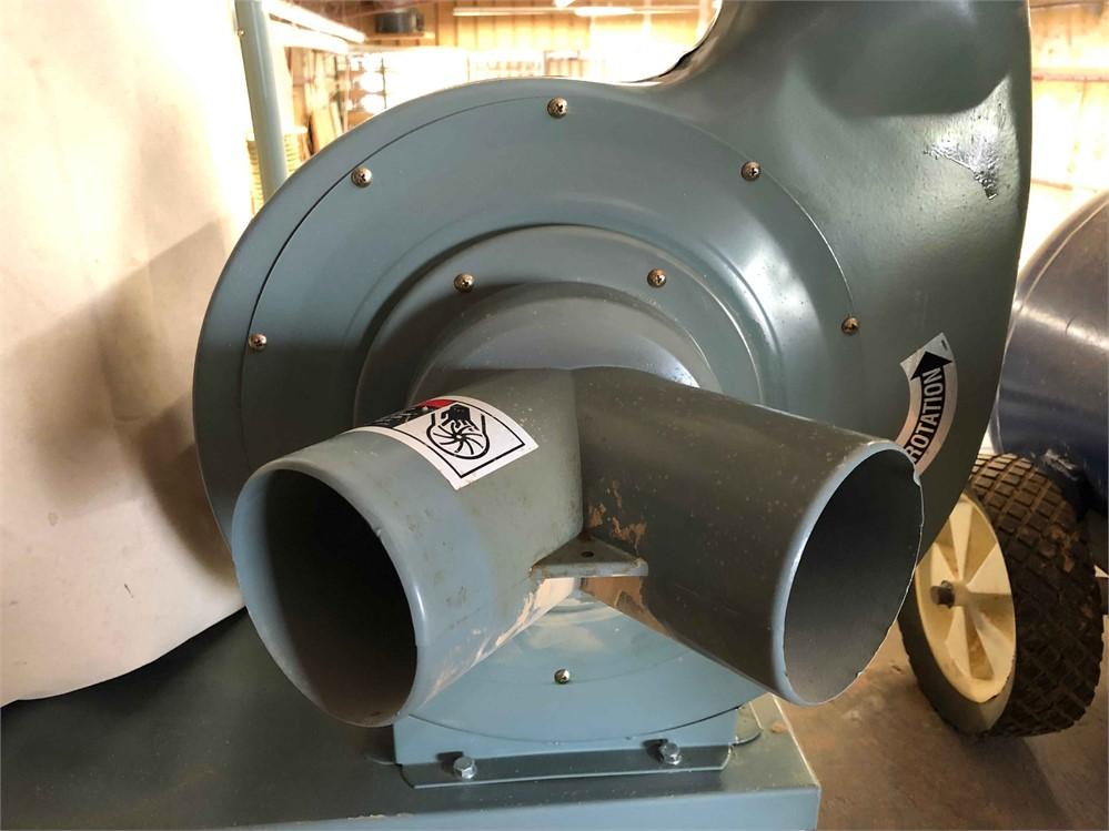 "MachineryMax.Com - Delta ""50-850"" Dust Collector"